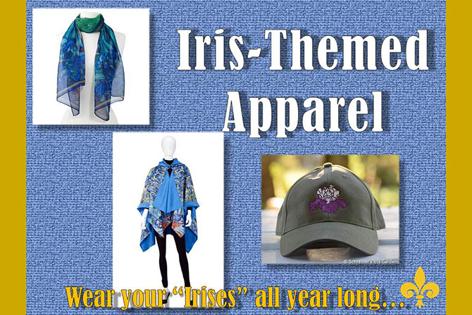 Iris Apparel and Accessories