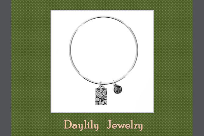 Daylily Jewelry