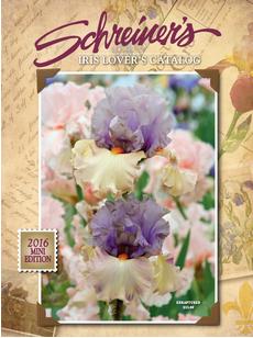 Shop Our Mini Edition Iris Catalog Now