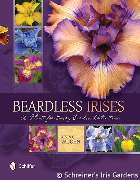 Beardless Irises: A Plant for Every Garden Situation | Books