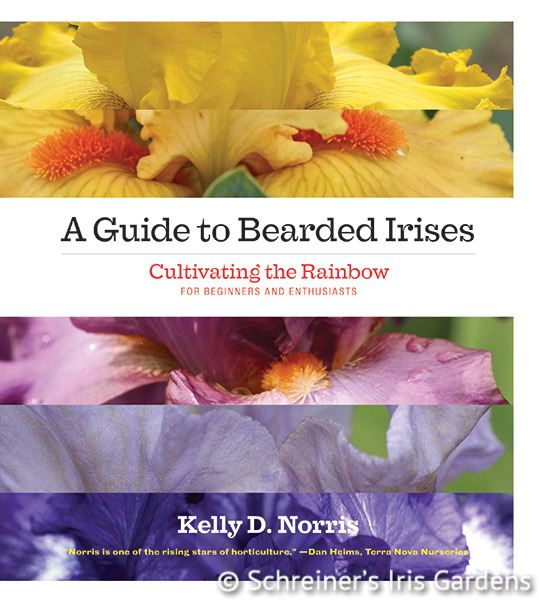 A Guide to Bearded Irises: Cultivating the Rainbow for Beginners and Enthusiasts | Books