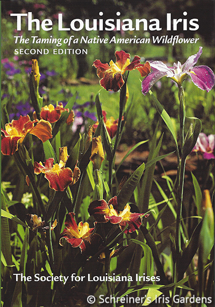 The Louisiana Iris: The Taming of a Native American Wildflower | Books