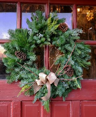Woodland Magic Wreath 24-Inch | Woodland Magic Evergreen Wreaths