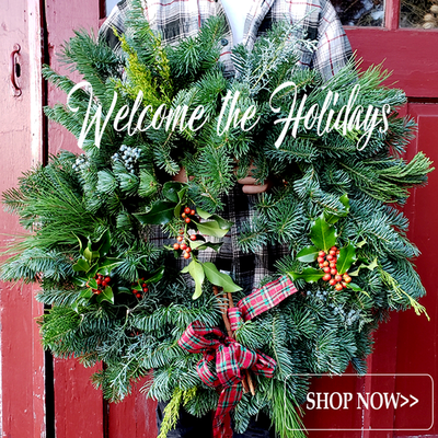 Holiday Wreaths for You and Yours image