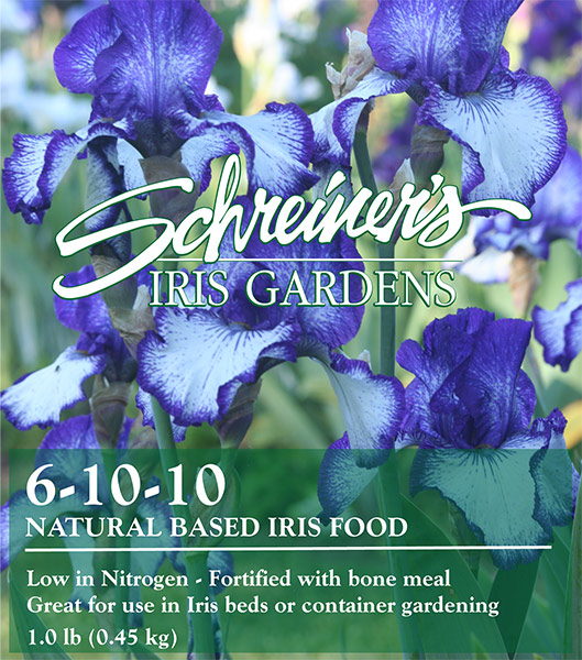 Iris Food | Fertilizing Irises