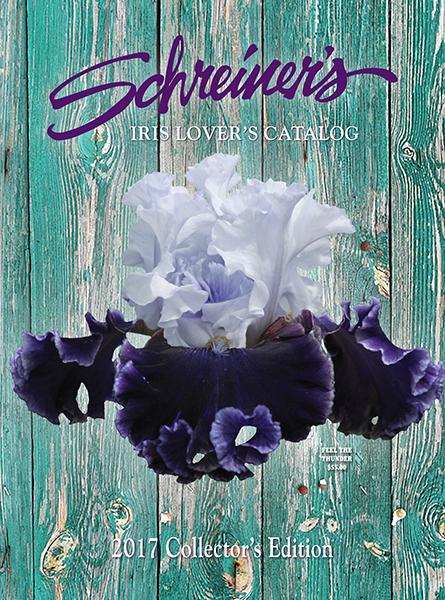 2017 Collector's Edition Iris Lover's Catalog | Collector's Catalog