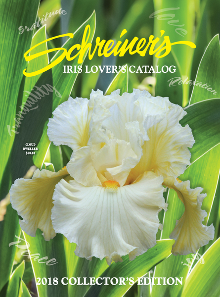 2018 Collector's Edition Iris Lover's Catalog | Collector's Catalog: Order a Print Copy