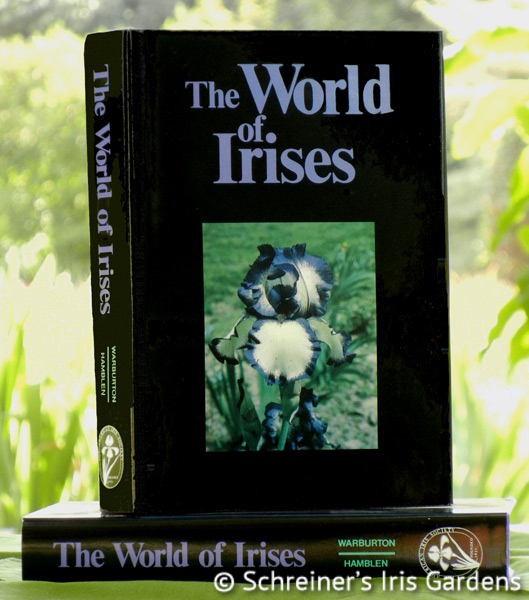 The World of Irises | Books for Iris and Garden Enthusiasts