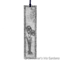 Image American Botanical Iris Bookmark by Wendell August