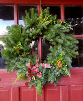 Image Fresh Holiday Wreaths PRE-ORDER