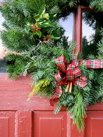 Image Home for the Holidays Evergreen Wreaths