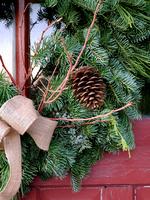 Image Woodland Magic Evergreen Wreaths