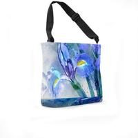 Image Iris Tote Bag